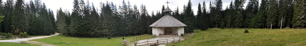 Goreljek - Chapel of St. Anton