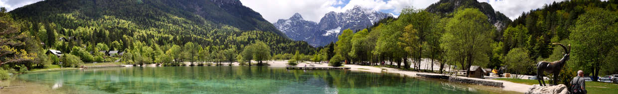 Lake Jasna - Lower Lake