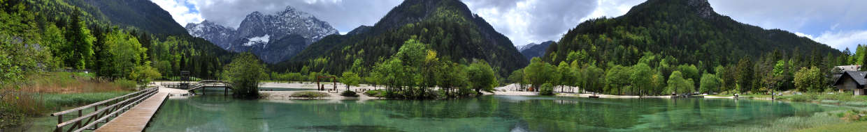 Jasna See - Untersee