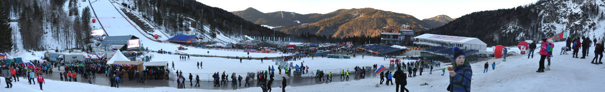 Planica Nordic Centre - Ski Jumping World Cup 2016