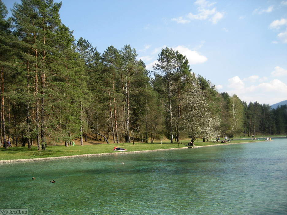 camping omgeving bled