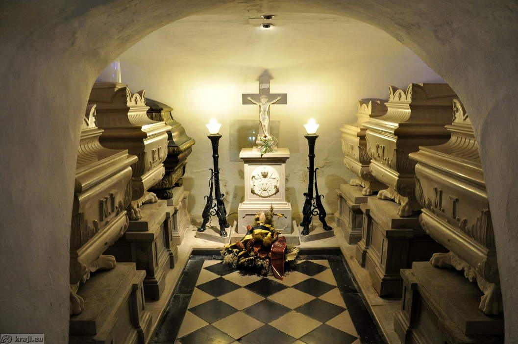 Kostanjevica Kirche Und Kloster