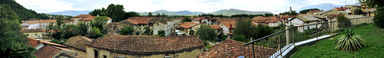 Vipava - Lower Castle