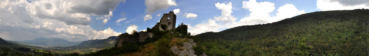Vipava - Old Castle