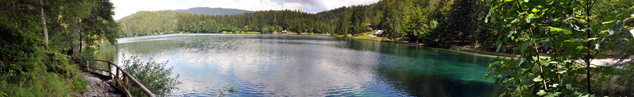 Fusine Lakes - Lower Lake