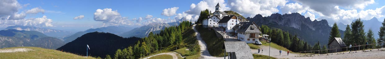 Sanctuary of Mount Lussari