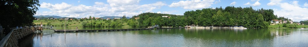 Smartinsko Lake