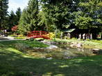 Mozirski gaj - Japonski vrt