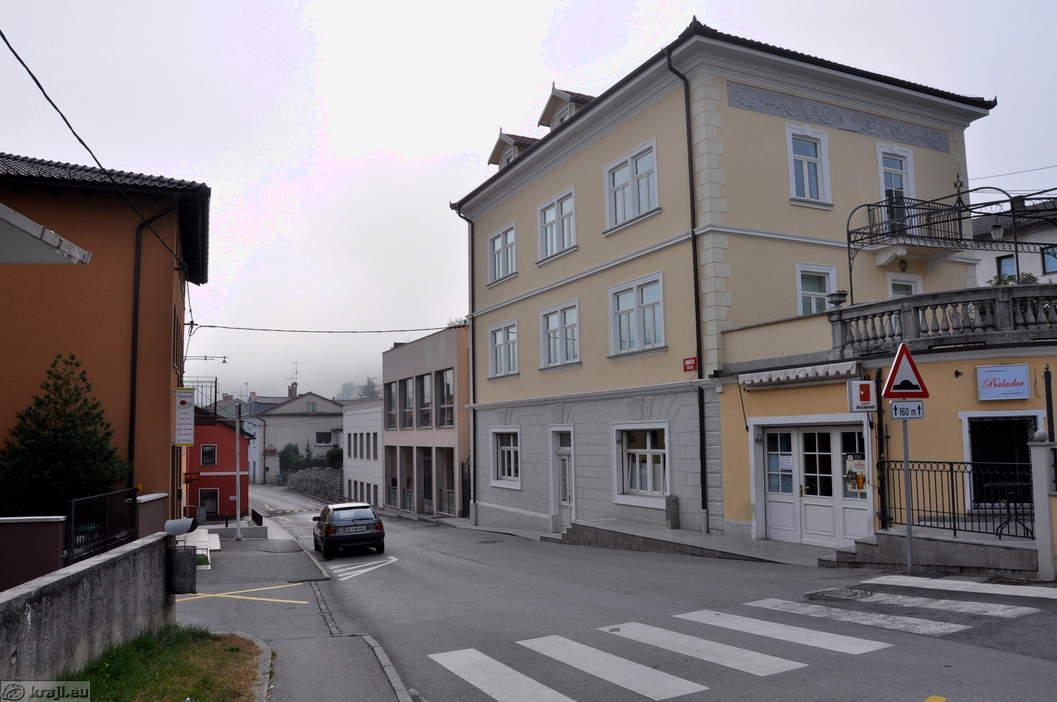 Ilirska Bistrica - Bazoviska and Gregorciceva cesta