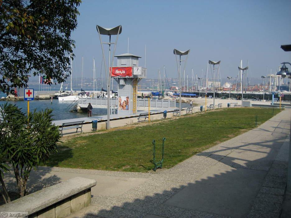 Koper city