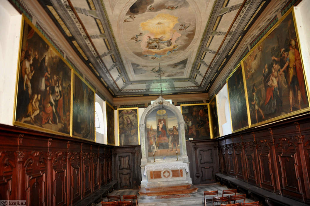 Rezultat iskanja slik za Cerkev sv. Nikolaja Koper Kidričeva