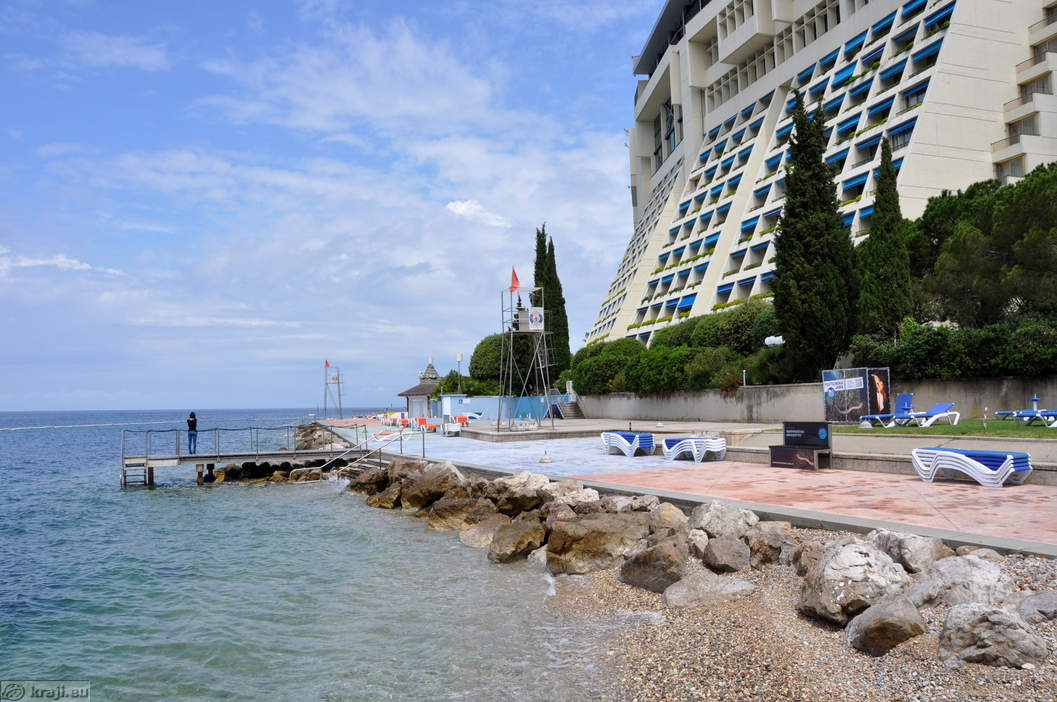 Bernardin Seebad Grand Hotel Bernardin