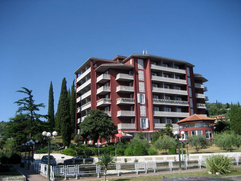 Grand Hotel Portoroz Portoro Ef Bf Bd Portorose Slovenia