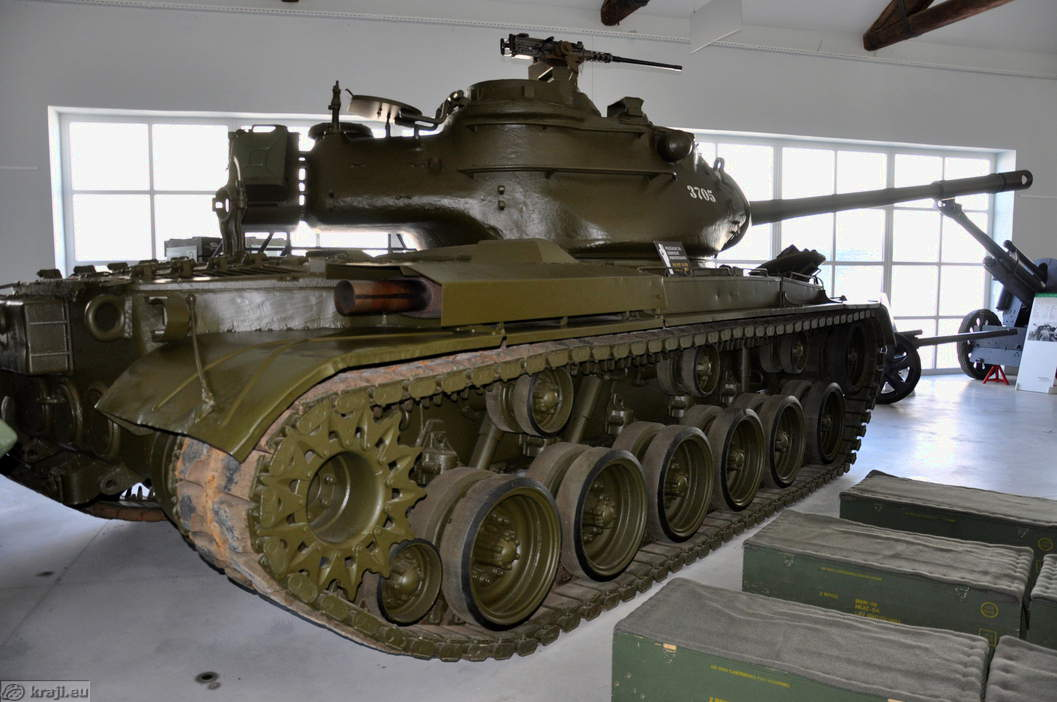 Park Of Military History Pivka Tank Artillery Collection