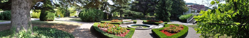 Sezana - The Botanic Gardens of Sezana