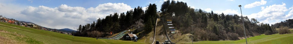 Sekirica Hill - Ski jumps