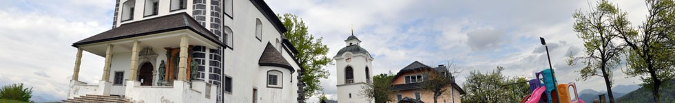 Limbarska gora Mount - Church of St. Valentine