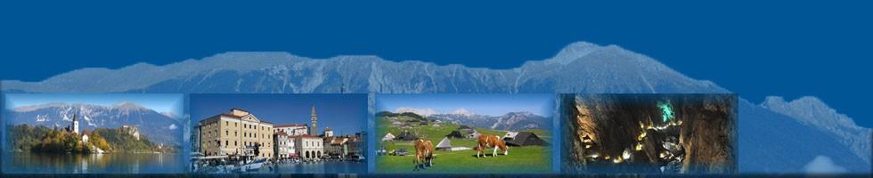 Glava KRAJI - Slovenija
