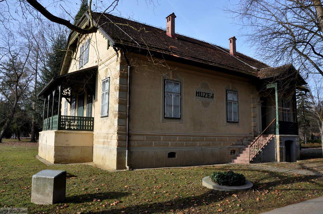 Radenci - Marys House (Radenska Museum)