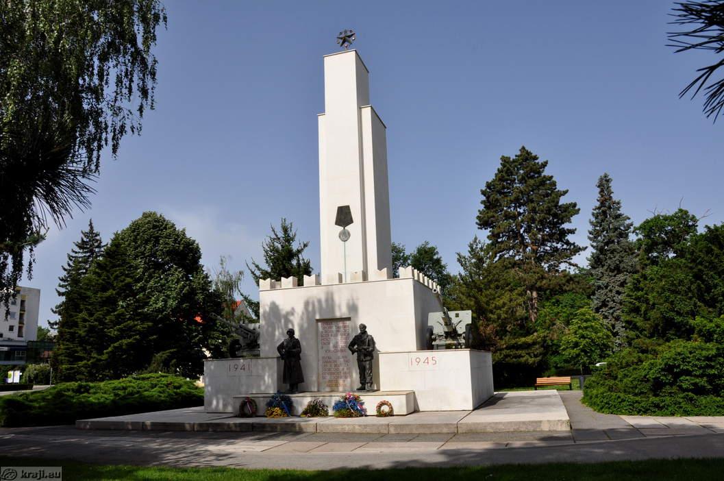 Murska Sobota Spomenik Zmage Kraji Slovenija
